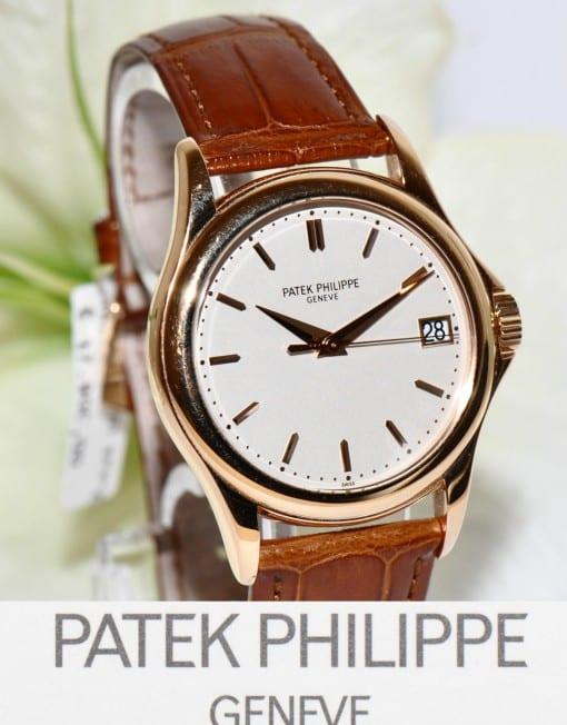 Patek-Philippe-Calatrava-Ref-5127R-001-18kt-Rosegold-Uhr-2009-Papiere-350986246566